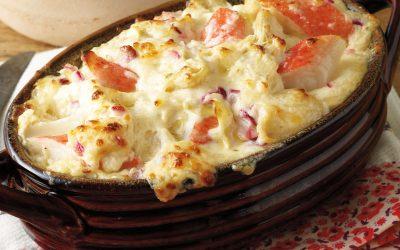 Creamy Seafood & Artichoke Dip