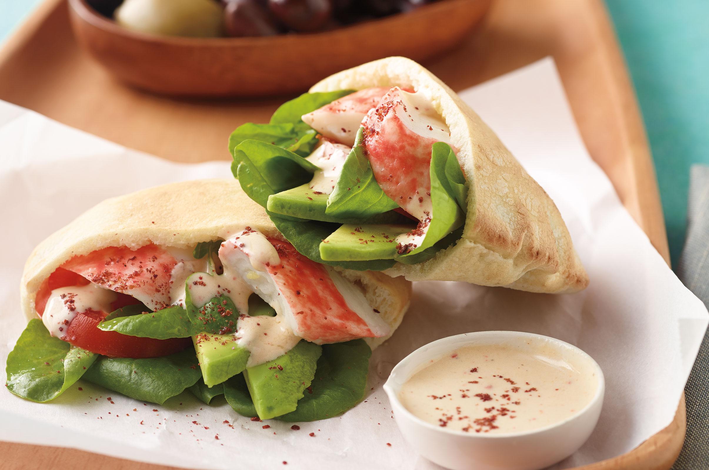 recipe_lk_seafood_pita_tahini_dressing_lg