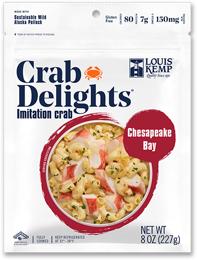 Louis Kemp Crab Delights Chesapeake Bay