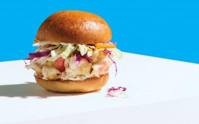 Seafood & Shitake Sliders