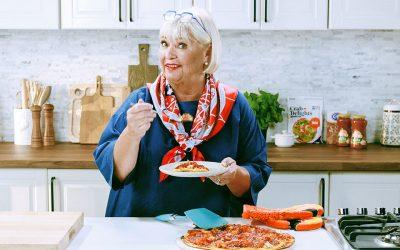 Nancy Fuller's Red, White & BBQ Pizza