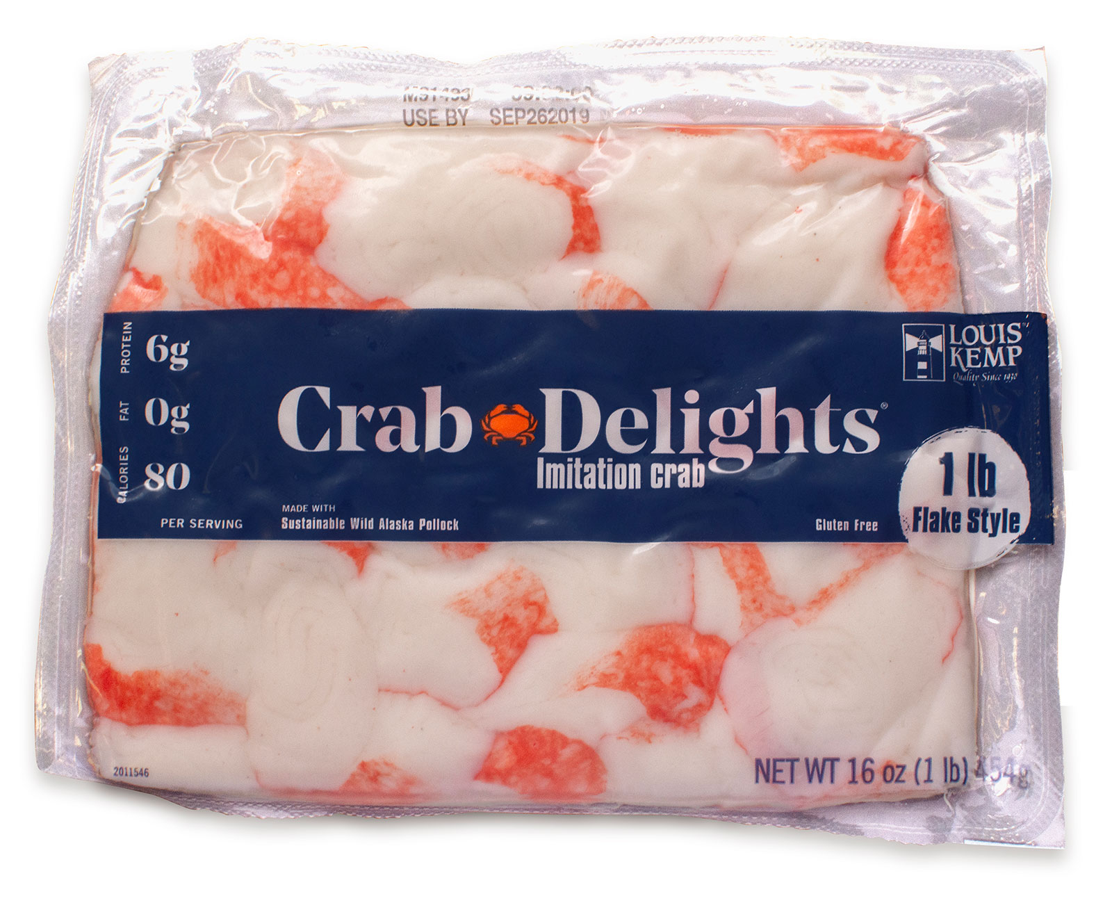 Louis Kemp Crab Delights® Flake Style Value Pack 8OZ