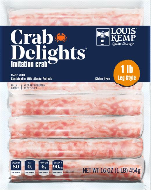 Louis Kemp Crab Delights Chesapeake Bay