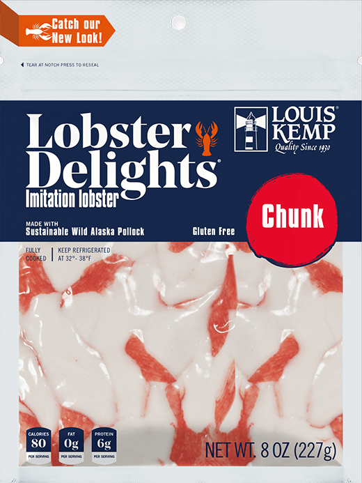 Louis Kemp Lobster Delights Chunk Style